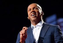 Bryan Stevenson (Photo by James Duncan Davidson)