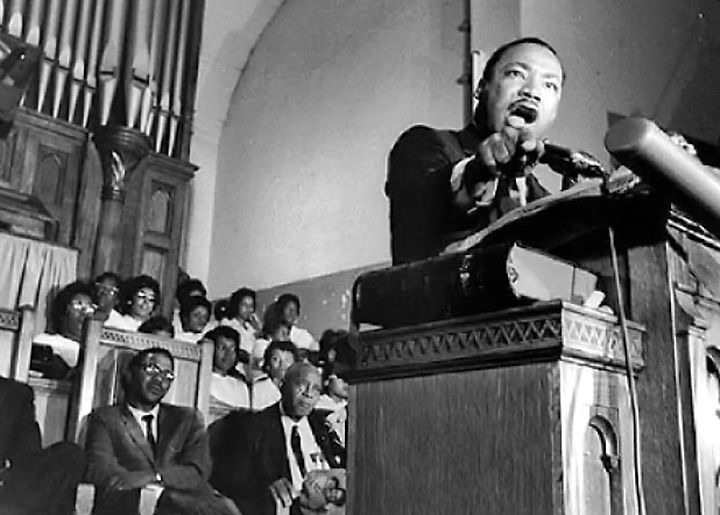 MLK Day Poem By DaraMonifah Cooper