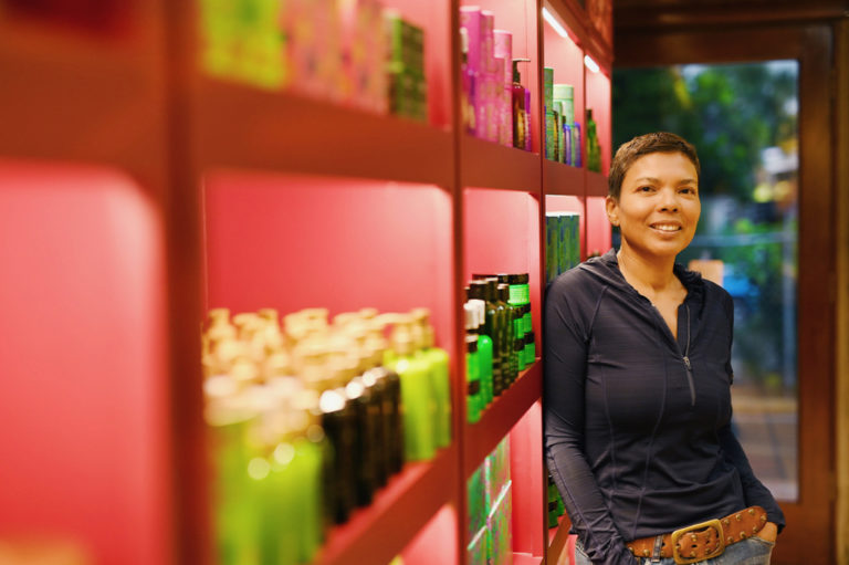 Spa Ceylon Introduces Tropical Wellness Products to the V.I.