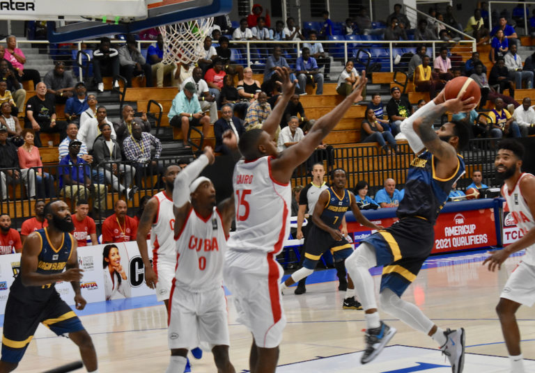 Slow Start Dooms the V.I. in Cuba Rematch