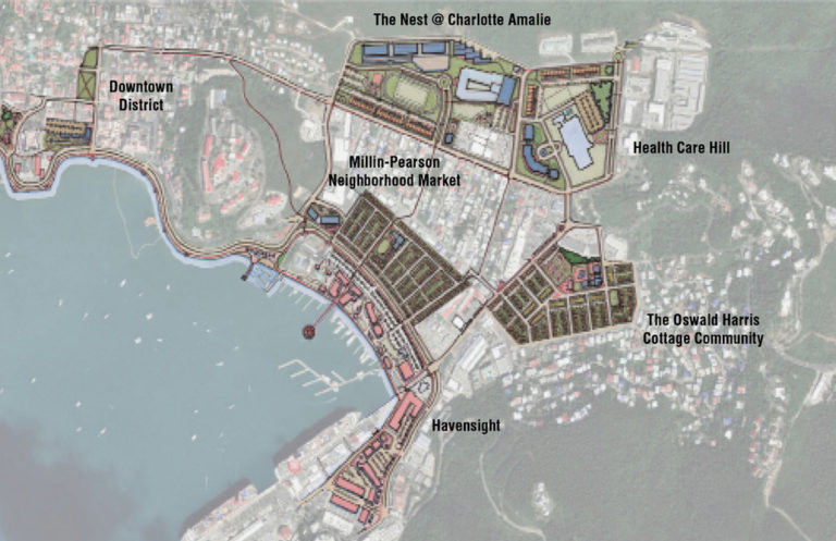 Disaster Funds Could Enable Island Makeover; So, How Should It Look?