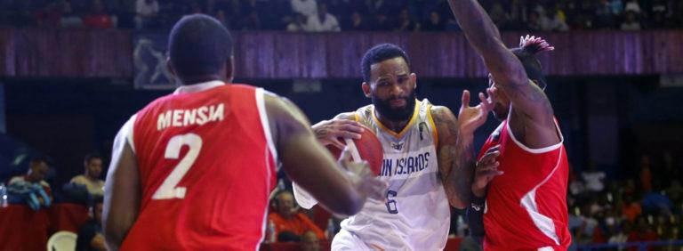 V.I. Men's Basketball Set To Resume AmeriCup Qualifiers Sunday