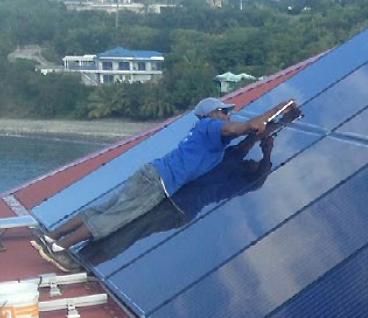 Solar Systems Can Survive Storms, Report Says