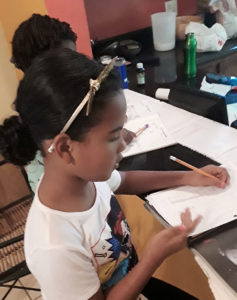 Wednesday, March 18, was the first day of public school closures in the U.S. Virgin Islands and, since then, both students and educators have been learning their way through the world of online education.
