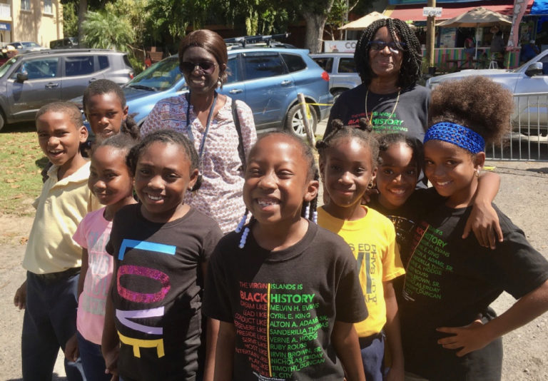 Culture Bearers Share Traditions at STJ Folklife Festival