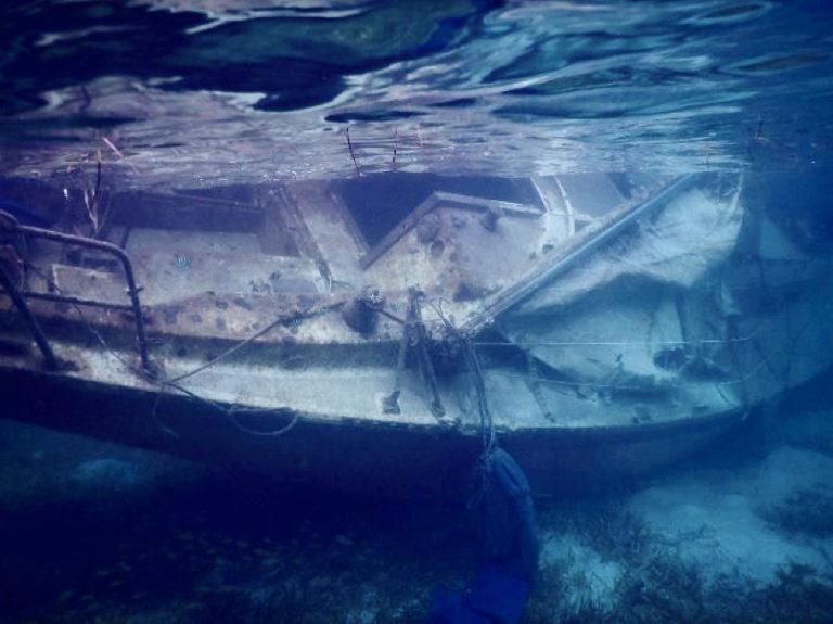 DPNR Removes Derelict Vessel; First of program