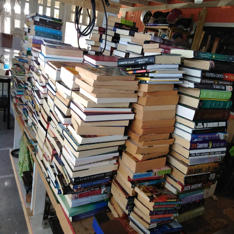 Prison Library Project Delivering Volumes to Golden Grove