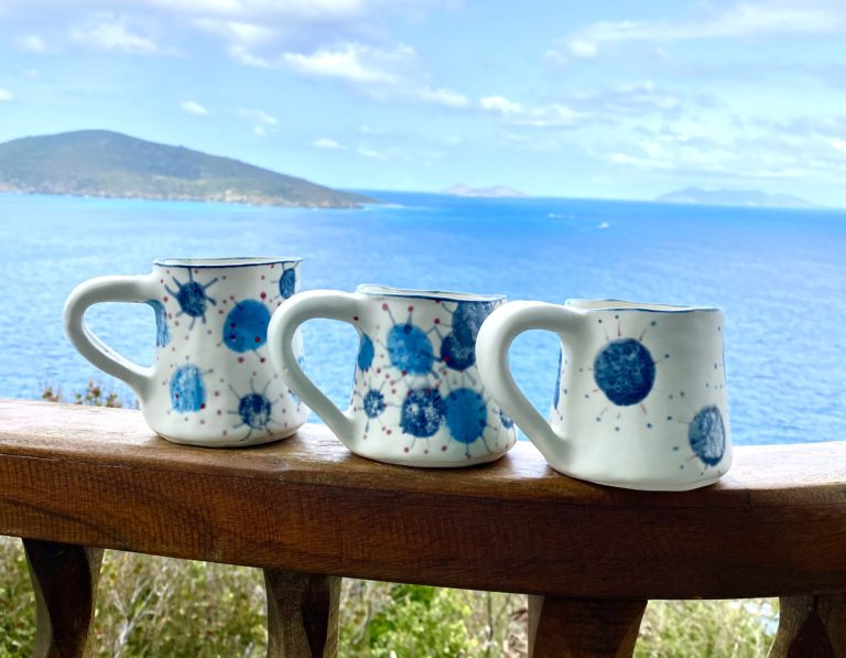COVID Creativity: Ceramics by Jessica Rosenberg