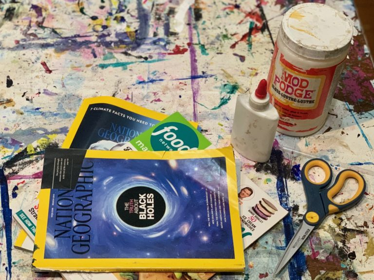 Artist Amy Gibbs and Others Invite the Public to Online Creativity Sessions