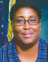 Elections Supervisor Caroline Fawkes. (Photo from Elections Systems of the Virgin Islands)