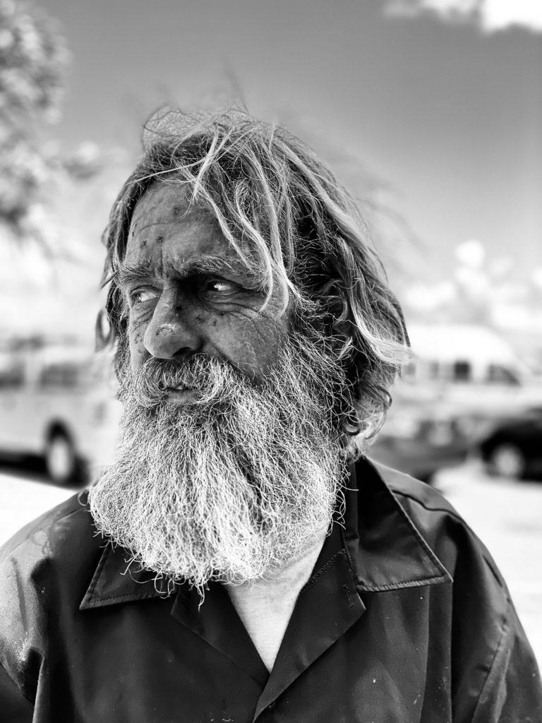 Clay Jones Homeless Project: Danny Beauchert