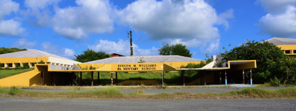 The Evelyn Williams school also has been OK'd for replacement. (Source file photo)
