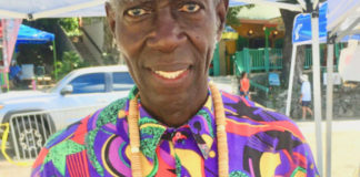 Glen 'Kwabena' Davis (Source file photo by Amy Roberts)
