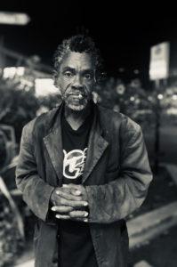 Ira Buchion (Photo by Clay Jones)