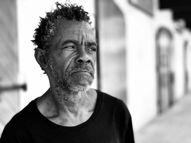 Clay Jones Homeless Project: Ira Buchion