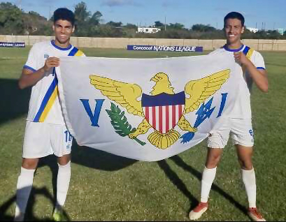 Sports in Pandemic: V.I. Soccer-Playing Brothers Share Their Experience