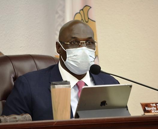Senators Get Answers to Many COVID-19 Questions
