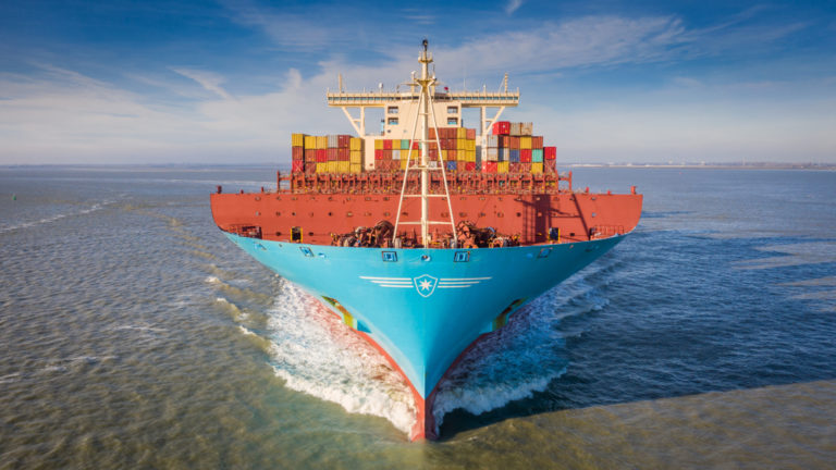 Condition of Crew Member Transported from Maersk Vessel Critical