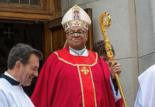 Bishop George Murry. (Photo by Diocese of Youngstown.)