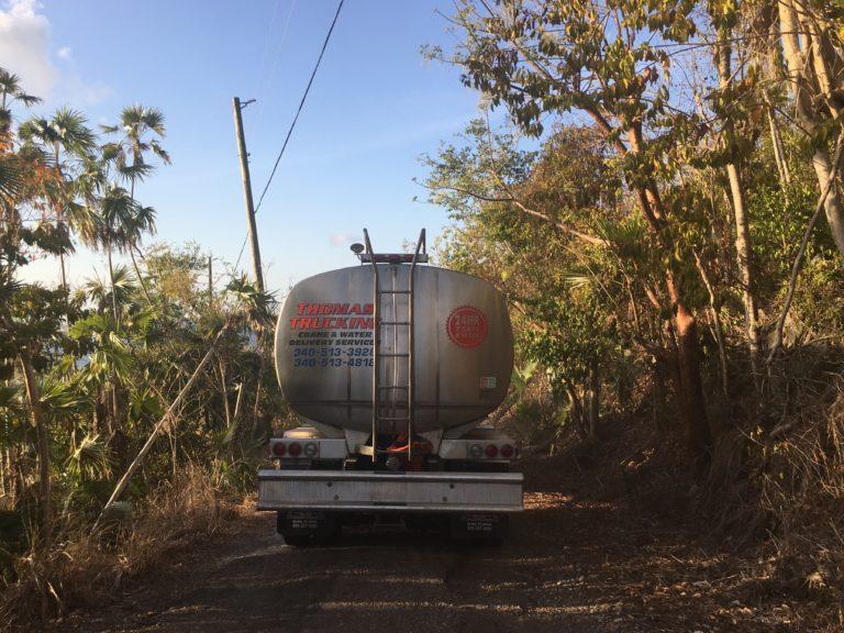 The Virgin Islands Battles Severe Drought