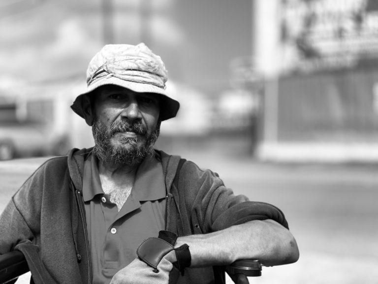 Clay Jones Homeless Project: Jeffrey Quetel