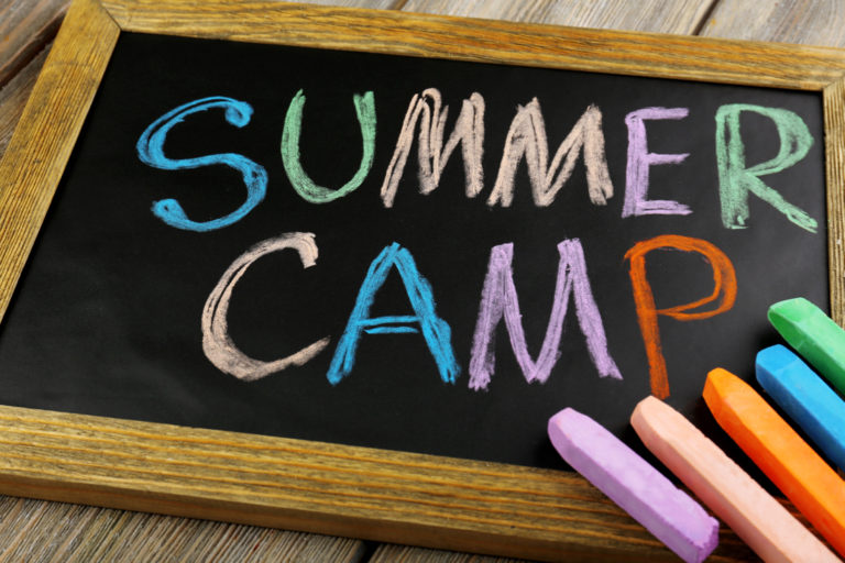 Updated 2021 USVI Youth Summer Camps