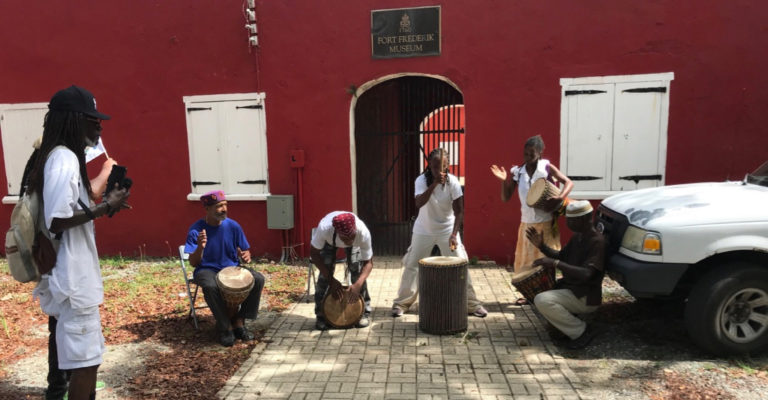 Emancipation Day 'Walk to Freedom' Draws Over 100 in its 20th Year