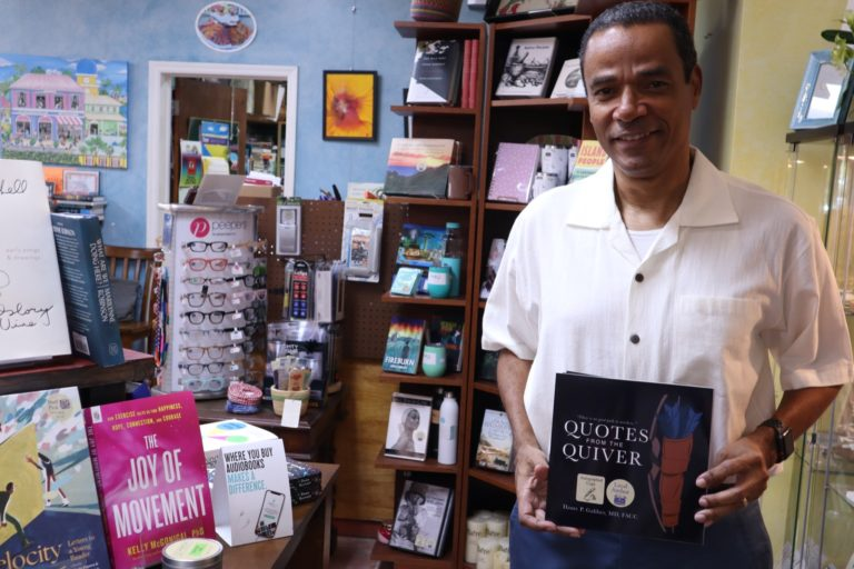 Experiences as a Doctor, Family Man and Human Inform Dante Galiber's 'Quotes from the Quiver'
