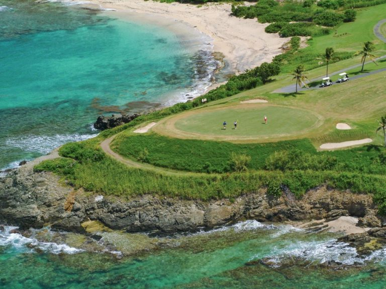 Golfing in the USVI: What Courses Are Open?