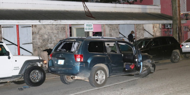 Man Killed in Downtown Frederiksted Shooting