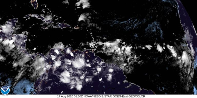 Two More Tropical Waves Should Keep Islanders Alert