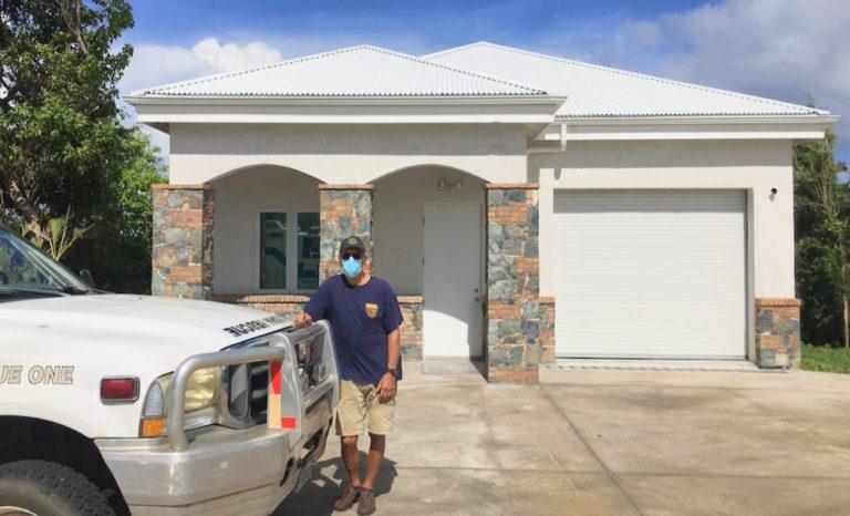 St. John Rescue Finishing Up New Headquarters