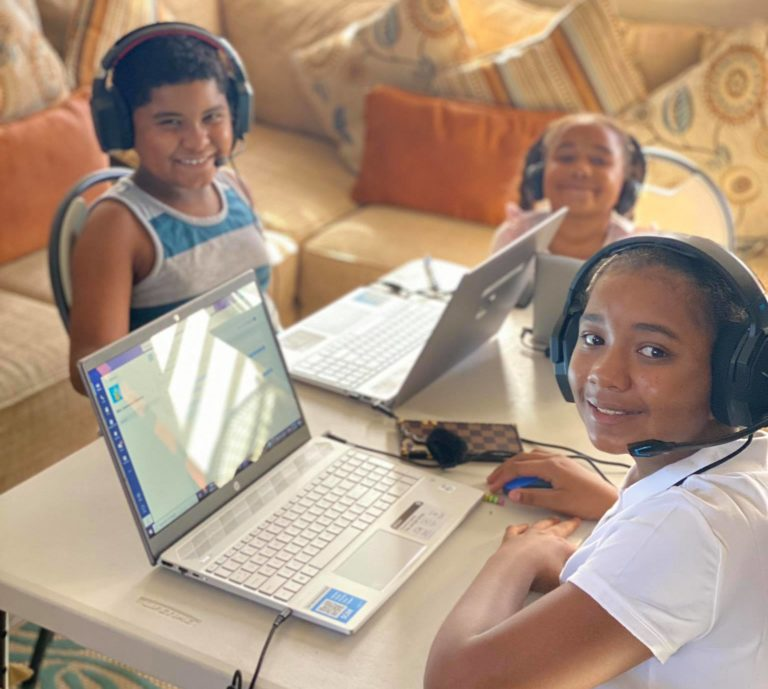 Districts Announce Laptop Distribution, Virtual Orientation Schedules