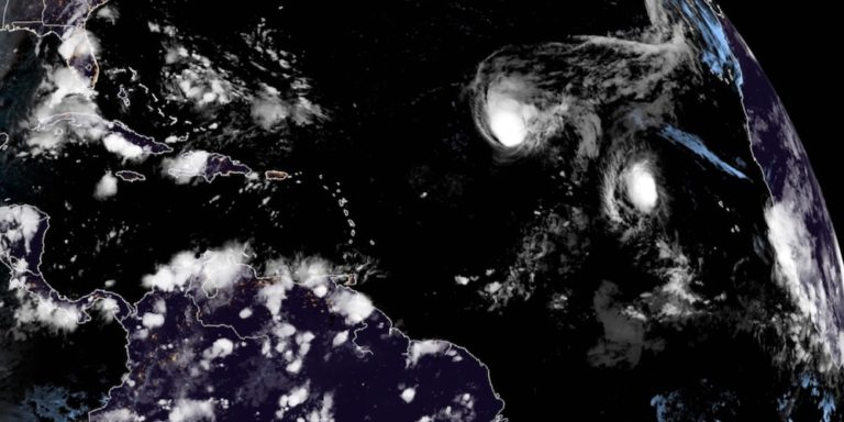Storm System About to Leave Africa May Have a Date with the Islands