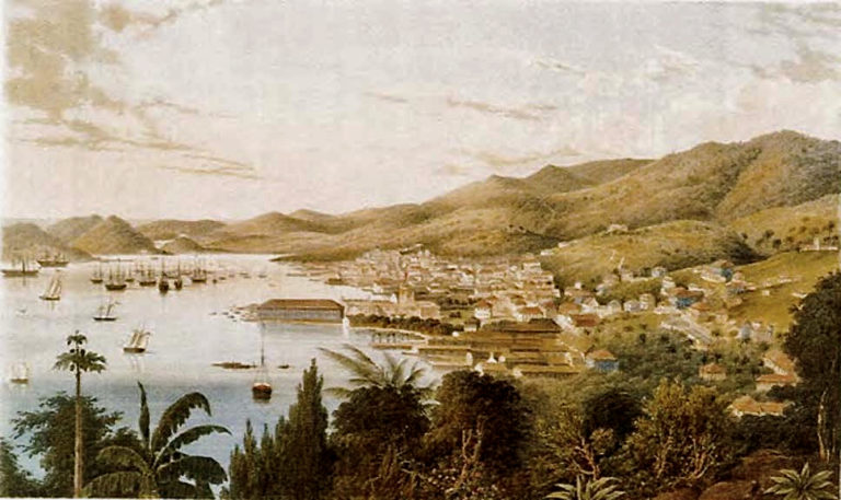 Researcher Presents History of STT Harbor to Genealogy Group