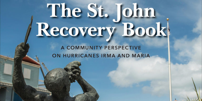 St. John Community Foundation Releases Book on 2017 Storms