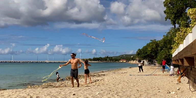The Fred Hosts Its First Christmas Winds Kite Festival