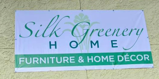 Silk Greenery Home Opens at New Location After Devastating Fire