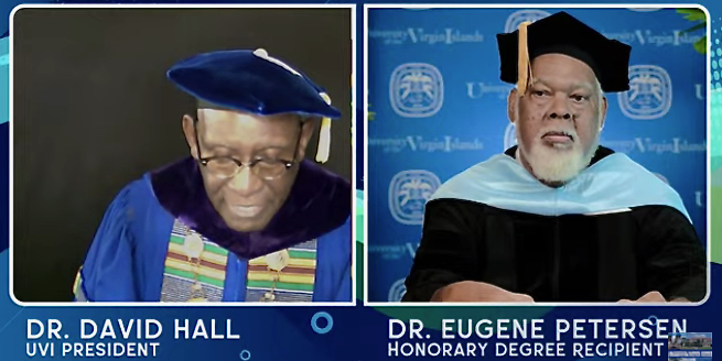 UVI Class of 2020 Celebrates Resilience at Virtual Commencement