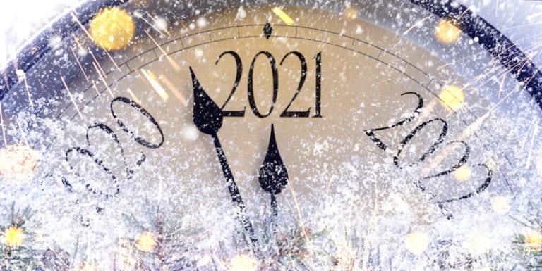 Islanders Bid Good Riddance to 2020, Welcome 2021 With Hope