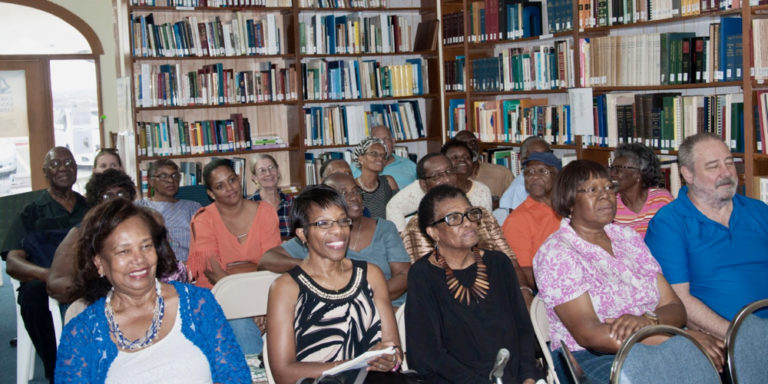 Caribbean Genealogy Library Oral History Project Reaches Out to Community