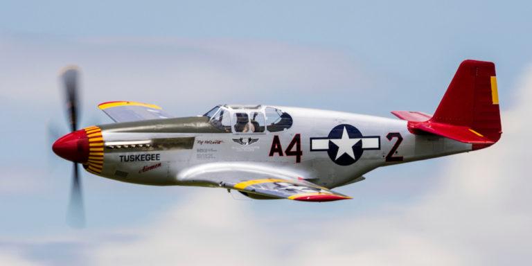 V.I. Pilots Helped Make Aviation History During World War II