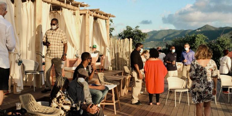 STJ Restaurants, Intro: St. John Restaurant Scene is Bustling