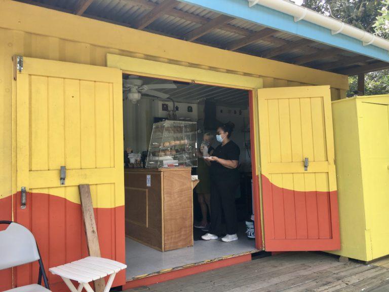 Coral Bay Restaurants Undergo Changes