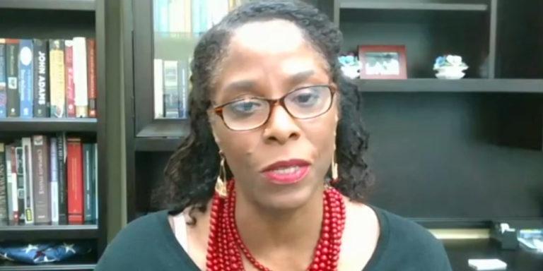 Plaskett Touts Legislative Strides at League of Women Voters Meeting