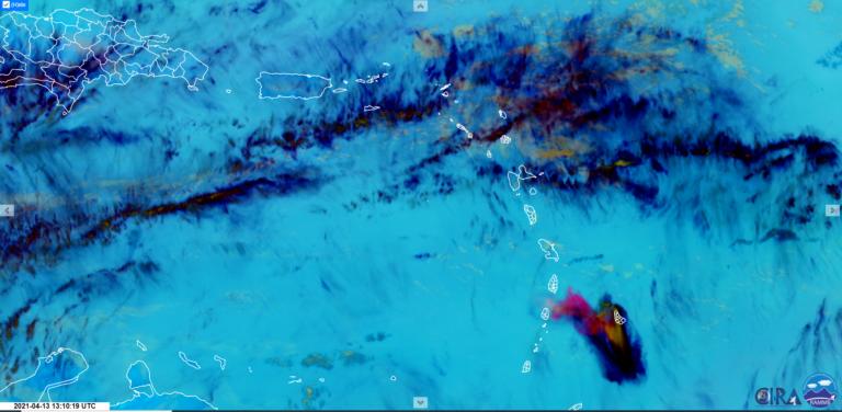 Hazy Skies Over V.I. Are Sahara Dust, Not Volcano