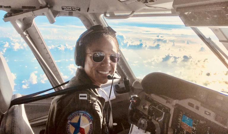Senate Moves to Honor Coast Guard Pilot Ronaqua Russell