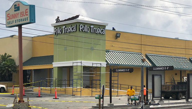 St. Croix's Pollo Tropical Takes Chicken to a New Level