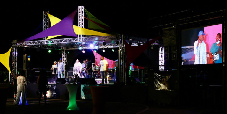 '1 Night, 1 Fete' Shows Off New Event 'Paradigm,' Tourism Officials Say
