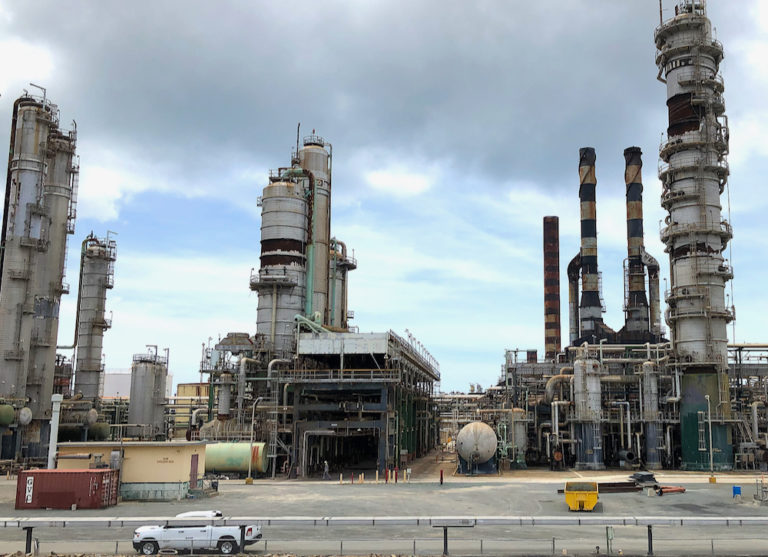 Limetree to Start Prepping Refinery For Long-Term Shutdown By End of July